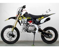 Pitbike Ultimate Scorpion 140 cc 17x14